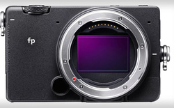 Sigma công bố FP: Máy ảnh Full-frame không gương lật nhỏ nhất Thế giới