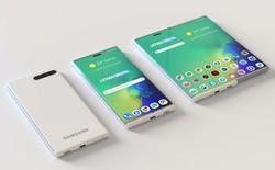 Lộ sáng chế smartphone màn hình co giãn của Samsung, nếu được áp dụng cho Galaxy S11 thì quá tuyệt