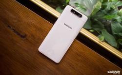 Mở hộp Galaxy A80 tại Việt Nam: Chiếc điện thoại Galaxy đánh dấu nhiều điểm mới lạ nhất của Samsung