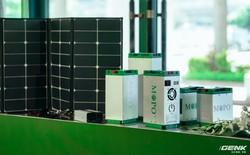 Shark Hưng công bố đầu tư dự án pin thông minh Mopo: Sạc năng lượng mặt trời, điều khiển qua smartphone, công suất gấp 4 lần ắc quy thông thường