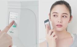 """Công nghệ """"soi da"""" đỉnh cao của Shiseido chỉ với 1 chiếc iPhone: Quét gương mặt qua app, phân tích giấc ngủ và thời tiết để tư vấn sản phẩm phù hợp"""