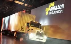 """Bạn có biết ông vua đám mây Amazon lại nhận """"chuyển"""" dữ liệu bằng... xe tải?"""