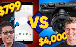 Nhiếp ảnh gia nghiệp dư cầm Fuji GFX 50R giá 100 triệu so tài với 'Pro' chụp bằng Google Pixel 3, ai thắng?