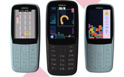 """HMD Global ra mắt điện thoại """"cục gạch"""" Nokia 220 4G và Nokia 105 (2019)"""