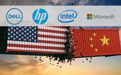 Đến lượt HP, Dell và Microsoft tính chuyện rút dây chuyền sản xuất ra khỏi Trung Quốc