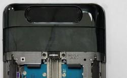 Video trình diễn cơ chế xoay và lật camera của Galaxy A80 chỉ với 1 động cơ