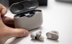 Sony ra mắt tai nghe true wireless WF-1000XM3, thiết kế cao cấp, công nghệ chống ồn mới, giá 230 USD