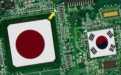 Hàn Quốc tính biện pháp trả đũa Nhật Bản sau lệnh cấm xuất khẩu vật liệu sản xuất màn hình và chip nhớ