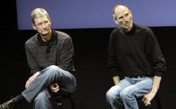 """Steve Jobs đánh giá: """"Tim Cook không phải là con người của sản phẩm"""""""