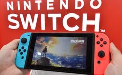 Tránh bóng ma thuế quan, Nintendo chuyển việc sản xuất máy chơi game Switch sang Việt Nam