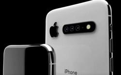 Ngắm ý tưởng thú vị về iPhone 11 với 3 camera sau nằm ngang và thay đổi vị trí logo Táo Khuyết