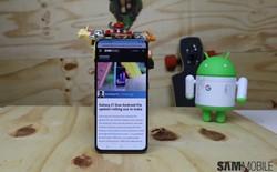Samsung chuẩn bị ra mắt Galaxy A90 5G sử dụng chip Snapdragon 855
