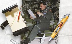 """Hóa ra chuyện NASA tốn tiền nghiên cứu bút viết trên vũ trụ và """"giải pháp bút chì"""" của người Nga chỉ là kể cho vui mà thôi, đây mới là sự thực"""