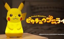 Sắp đến Tết trung thu, sắm ngay đèn Pikachu vừa biết múa hát vừa biết tương tác với con người