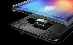 Huawei trình diễn smartphone với cảm biến vân tay dưới màn hình LCD