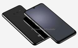 LG G8X lộ diện: Màn hình giọt nước, camera kép, lần đầu tiên có cảm biến vân tay dưới màn hình