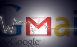 Gmail tại châu Á gặp sự cố, truy cập khó khăn hơn bình thường