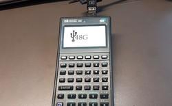 Đỉnh cao của rảnh việc: biến chiếc máy tính bỏ túi đã hỏng thành bàn phím Bluetooth để ... dùng ứng dụng máy tính trên smartphone