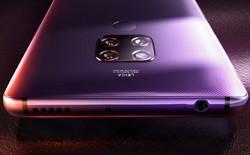 Huawei Mate 30 Pro sẽ có tới 2 camera 40MP phía sau