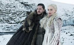 """Game of Thrones: Trái với fan hâm mộ, """"Jon Snow"""" hạnh phúc đến phát khóc trước cái kết dành cho anh"""