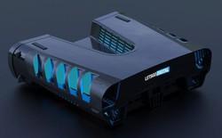 Thiết kế Playstation 5 cuối cùng cũng bị lộ, mang kiểu dáng khoa học viễn tưởng đầy ấn tượng