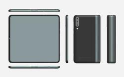 Rò rỉ hai chiếc điện thoại màn hình gập của TCL, một chiếc gập như vỏ sò