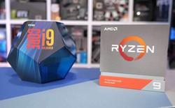 """Mang kết quả đánh giá CPU ra khoe, Intel cố chứng minh AMD """"còn non và xanh lắm"""""""