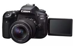 Canon công bố bộ đôi máy ảnh 90D và M6 Mark II cùng cảm biến 32MP mới
