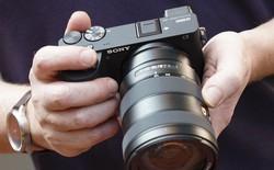 Sony ra mắt bộ đôi máy ảnh không gương lật A6100 và A6600 cùng 2 ống kính mới