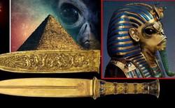 """Bí ẩn con dao găm 3.000 năm không hề gỉ sét, có lẽ người Ai Cập cổ đại đã sử dụng """"vàng"""" của người ngoài hành tinh"""