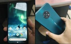 Nokia 7.2 lộ diện với cụm 3 camera sau hình tròn