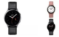 Samsung ra mắt Galaxy Watch Active 2: Vòng xoay cảm ứng, hỗ trợ đo ECG, giá từ 279 USD