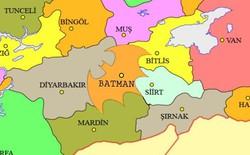 Hàng chục nghìn người muốn đổi sửa biên giới tỉnh Batman của Thổ Nhĩ Kỳ để nhìn cho giống logo Người Dơi