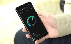 So sánh tốc độ download bằng 4G LTE, Samsung nhanh vượt trội so với Apple và Huawei