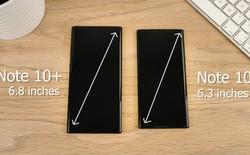 Rò rỉ tài liệu tiếp thị về Samsung Galaxy Note 10, xác nhận hầu hết các tính năng tin đồn từ trước đến nay