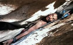 Campuchia: Giải cứu thành công người đàn ông mắc kẹt ở khe núi suốt 3 ngày