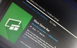 Làm gì khi Game Bar không hoạt động trên Windows 10?
