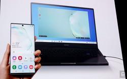 Samsung nâng cấp DeX trên Galaxy Note 10, có thể chạy trực tiếp trên máy tính