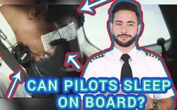 Góc khuất đằng sau những chuyến bay dài của phi công và tiếp viên: Liệu có được ngủ nghỉ, ăn uống như hành khách?