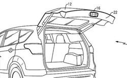 Ford mơ về ý tưởng lắp đặt máy chiếu phim trong lắp cốp xe, tiện lợi để giải trí khi đi du lịch và cắm trại