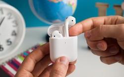 AirPods là tai nghe không dây phổ biến nhất thế giới, kế đến là Galaxy Buds của Samsung
