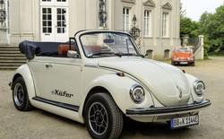 """""""Con bọ"""" của Volkswagen hồi sinh với thiết kế cổ điển đi kèm động cơ điện"""