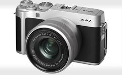 Fujifilm công bố máy ảnh không gương lật X-A7: Ngàm X-mount, giá rẻ chỉ 700 USD