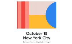 Google gửi thư mời sự kiện ra mắt Pixel 4, diễn ra vào ngày 15 tháng 10