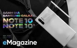 Đánh giá Samsung Galaxy Note 10: Vẫn là ông vua, dù không còn là người dẫn đầu