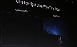 """Huawei """"dìm hàng"""" iPhone 11 Pro Max và Galaxy Note 10+ tại sự kiện ra mắt Mate 30 Pro như thế nào?"""