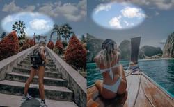 Cái kết có hậu: Nữ Instagramer ghép mây giống nhau ở tất cả ảnh được mời hợp tác phát triển ứng dụng chỉnh sửa ảnh