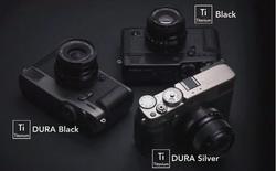 Lộ những hình ảnh đầu tiên về Fujifilm X-Pro3: Thân máy titan, 2 màn hình, giả lập film mới