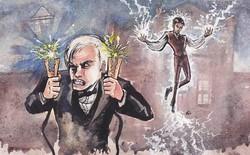 Tại sao Edison giàu có còn Tesla lại nghèo đói suốt đời