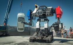 Eagle Prime, robot người hùng trong trận đấu với Nhật Bản, đang được rao bán trên eBay với giá khởi điểm 1 USD